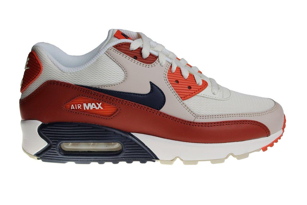 nike air max 90 blauw bruin