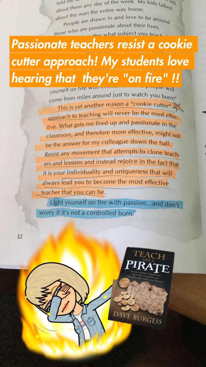Getting in touch w/my inner pirate w/ #WO2World Ts. #TLAP @burgessdave