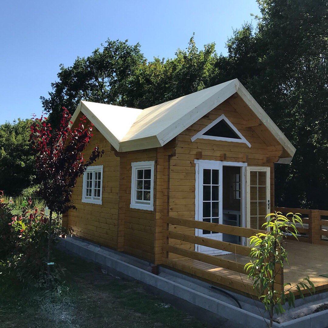 Thule Blockhaus Gmbh On Twitter Unser Haus Schweden