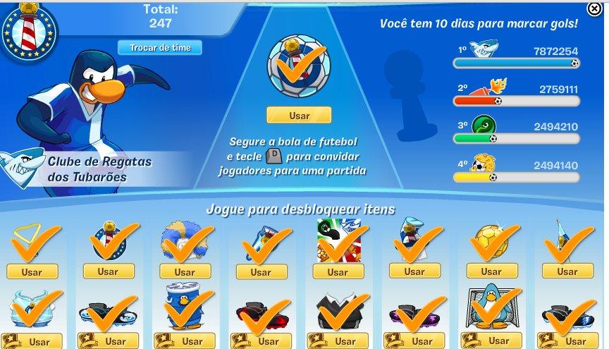 Codigos club penguin 2020