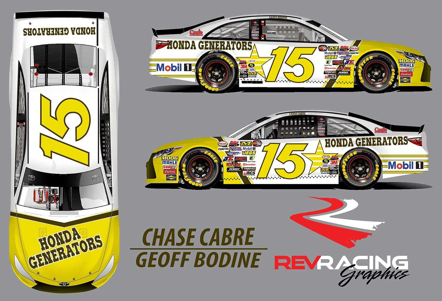Geoff Bodine Honda >> Mytrackmyroots On Twitter Cabrechase Designed The