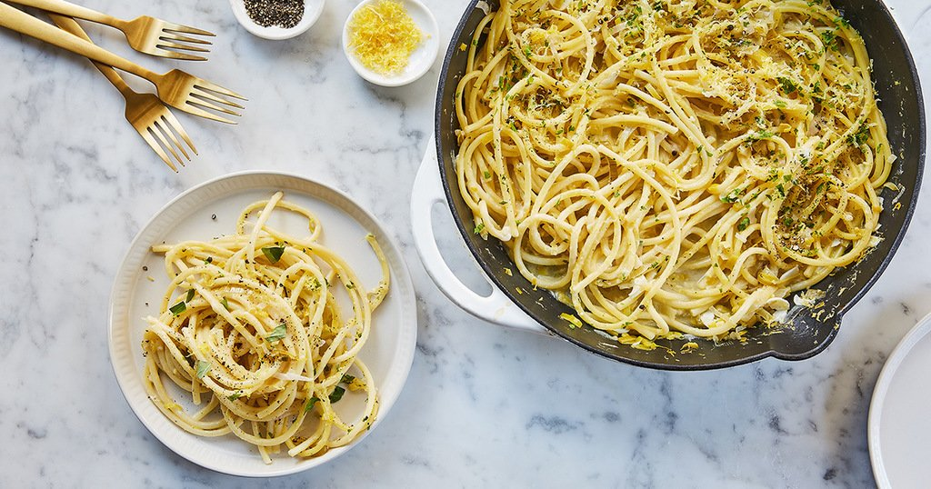 @PureWow: One-Pot, 15-Minute Pasta Limone https://t.co/WL46C6qGQu https://t.co/LeVno3aUGe
