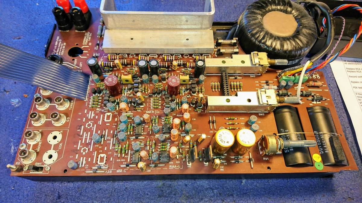 Amplifier Repair Services on Twitter: