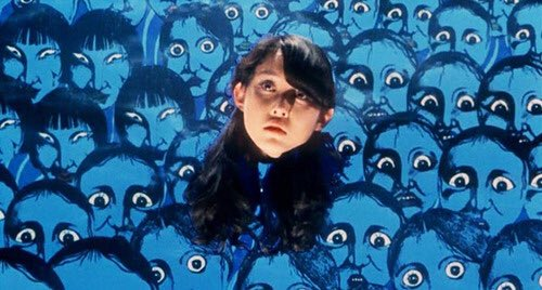 家が若い女の子を喰う『HOUSE ハウス』全てのシーンが異常なキマり方をしているので、観るのに相当なエネルギーがいる。