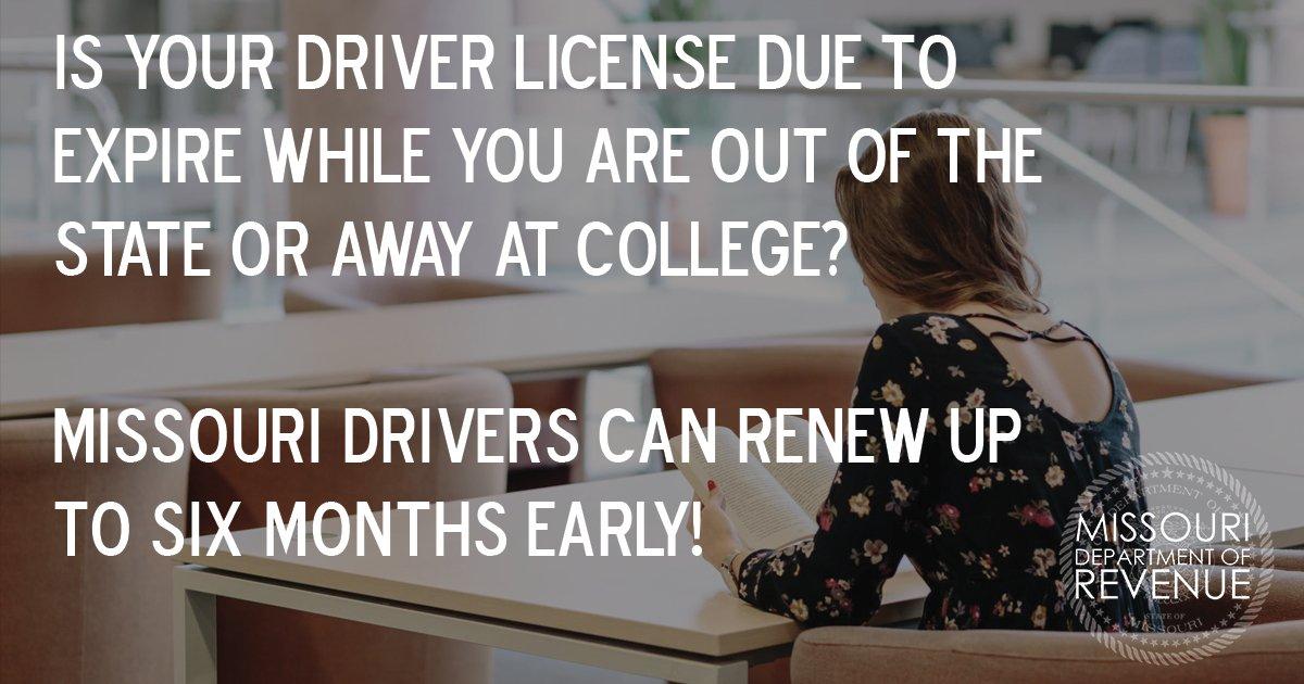 mo drivers license renewal rules