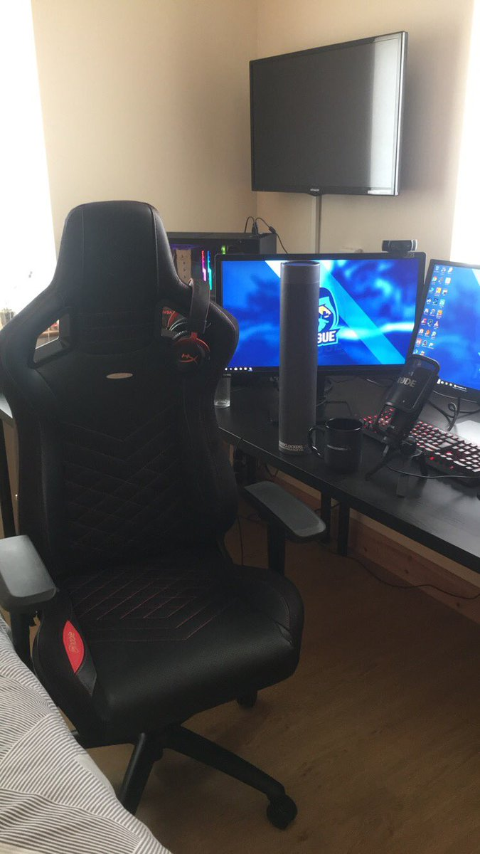 Super Jazza On Twitter Shoutout To Fiveub And Noblechairs For Machost Co Dining Chair Design Ideas Machostcouk