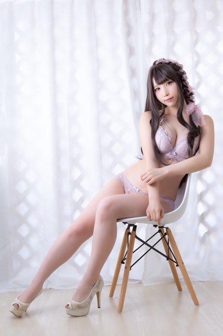 コスプレイヤー紗愛のTwitter自撮りエロ画像22
