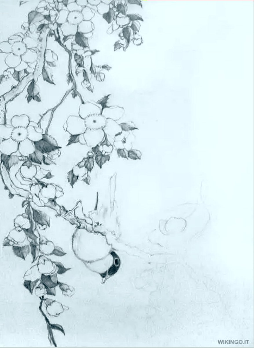 Wikingo on twitter reinterpreted copy of hokusai by wikingo 2004