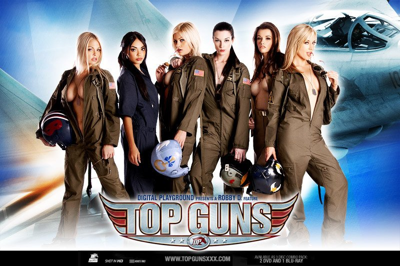 Digital playground top guns