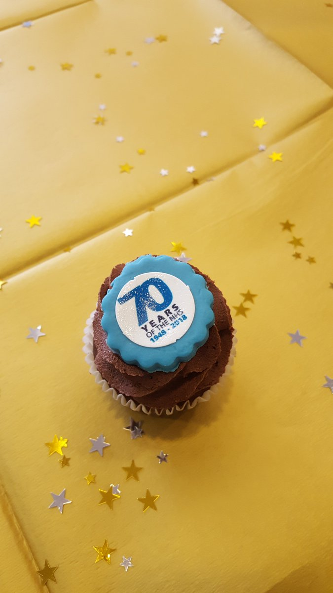 Pembridge joined the nation to celebrate 70 years of NHS. #NHS70 #NHSHero #NHSBirthday
