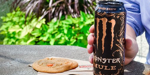 Casey S On Twitter Have You Noticed This Exclusive Monsterenergy Flavor At Casey S The Monster Mule Was Rolled Out Just For Us And It S Packed With Refreshing Ginger And Lime Flavors Try It They're one of the saddle up and savour the sweet spicy flavour of this monster mule ginger brew but watch out for. monster mule