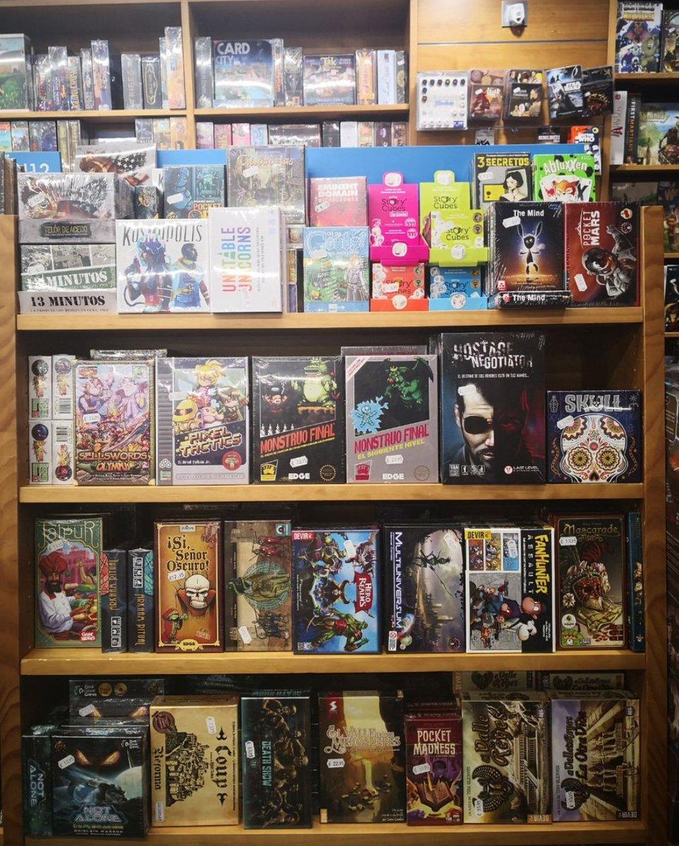 Libreria Gigamesh V Twitter Sin Sitio Para Mas Juegos De Mesa