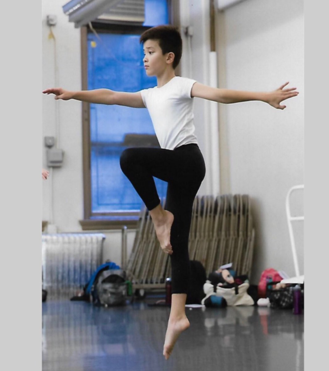 He Has Attended The School Of American Ballet And Plays Sports With 78th Precinct Youth Council NYPD78Pct Dance Nyc Localpictwitter