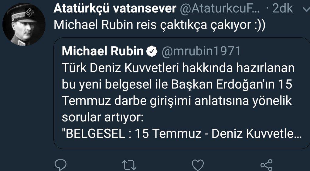 """Erdem Atay on Twitter: """"İşte size tipik bir FETÖ hesabı... """"Atatürk"""" fotoğrafı """"Atatürk"""" vurgusu """"Vatan"""" ve """"vatansever"""" kelimeleri... Ve... Atatürk ile Türk vatanı düşmanı adamları savunma aşkı...… https://t.co/IV0ggbCCxN"""""""