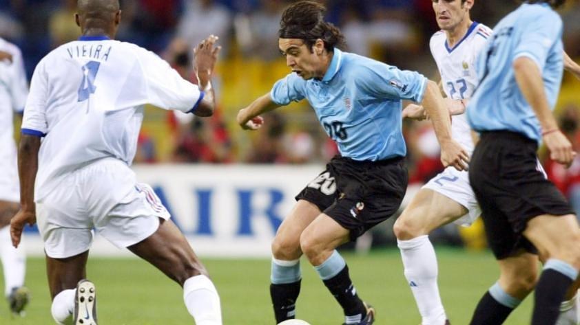 Uruguay es Eliminado ante Francia en Cuartos