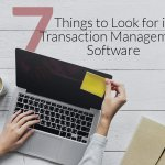Looking for #transactionmanagement software for your #realestate brokerage? Here are 7 essentials to keep in mind! https://t.co/qBNUPOb22r