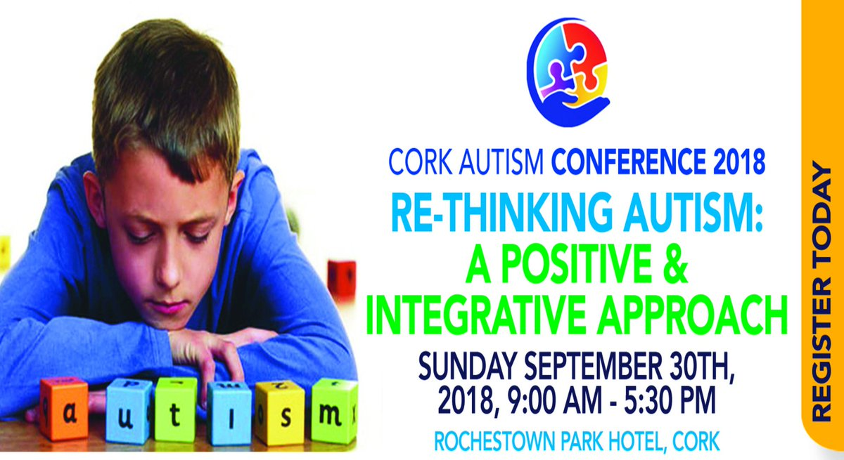 Register Now For Aspergerautism And >> Cork Autism Conf2019 On Twitter Nearly Sold Out Cork Autism