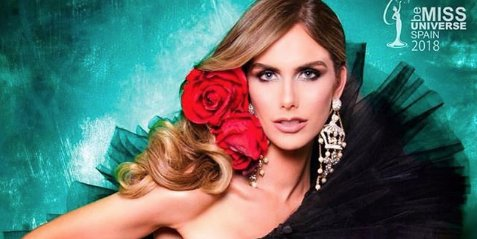 26yearold model Angela Ponce beat out 22 other contestants and took home the title of Miss Universe Spain at the countrys national pageant over the past