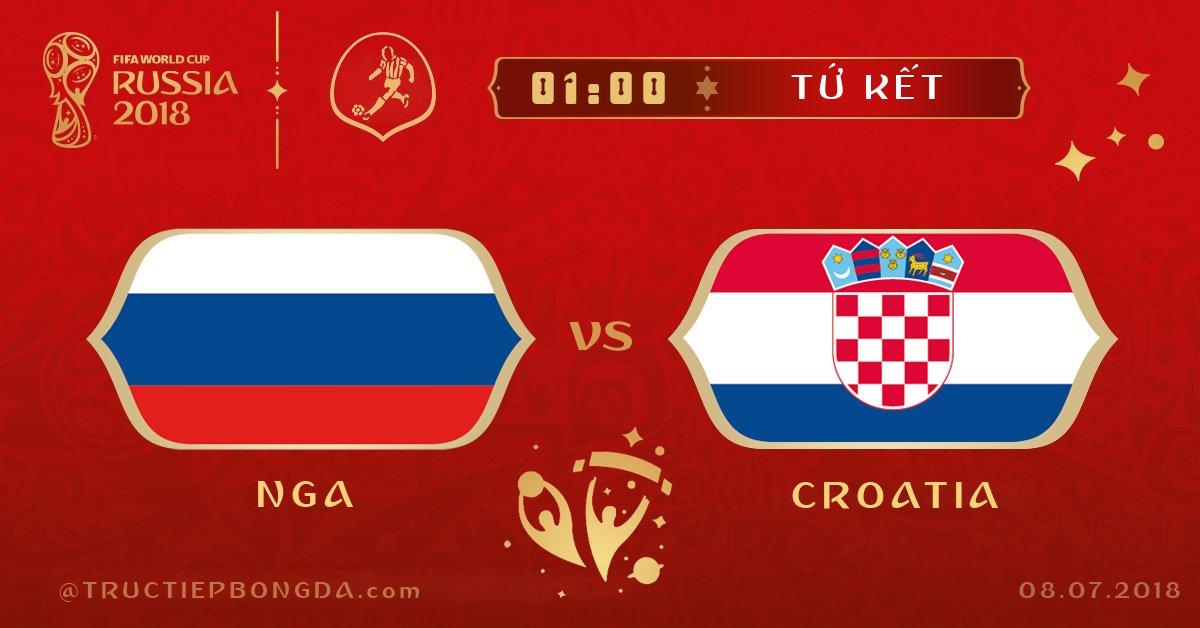 Nga vs Croatia