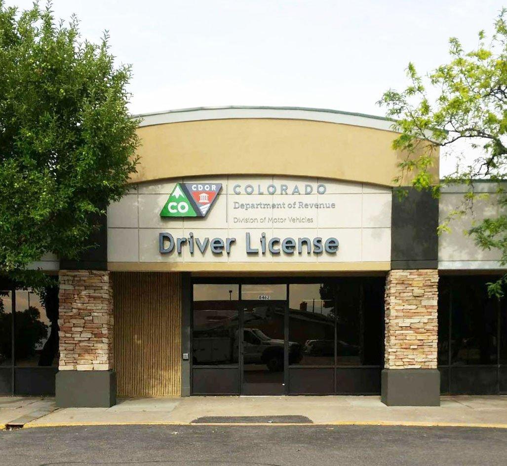 Colorado Department of Revenue Picture