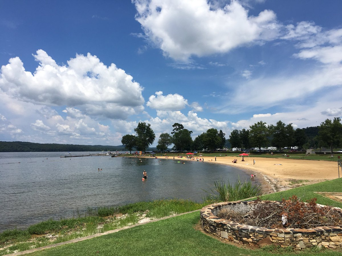 It S A Beautiful Day In The Sun At Lake Guntersville State Park Pic Twitter Xydqenbk6e Beach