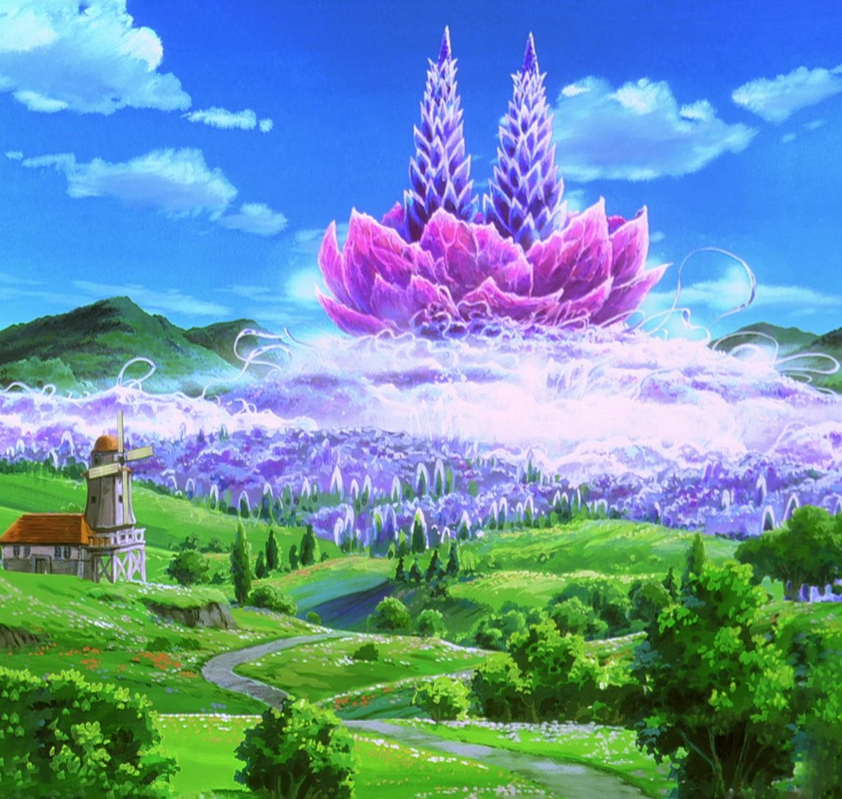 Animation Backgrounds On Twitter Pokemon 3 The Movie Spell Of
