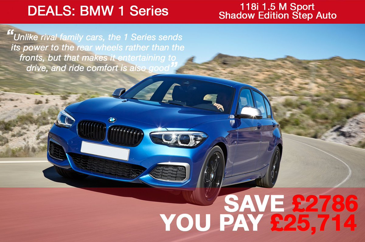 What Car On Twitter The Bmw 1 Series Is One Of The Best Small