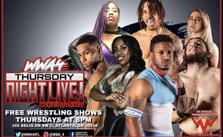 WWA4 Pro Wrestling School on Twitter: