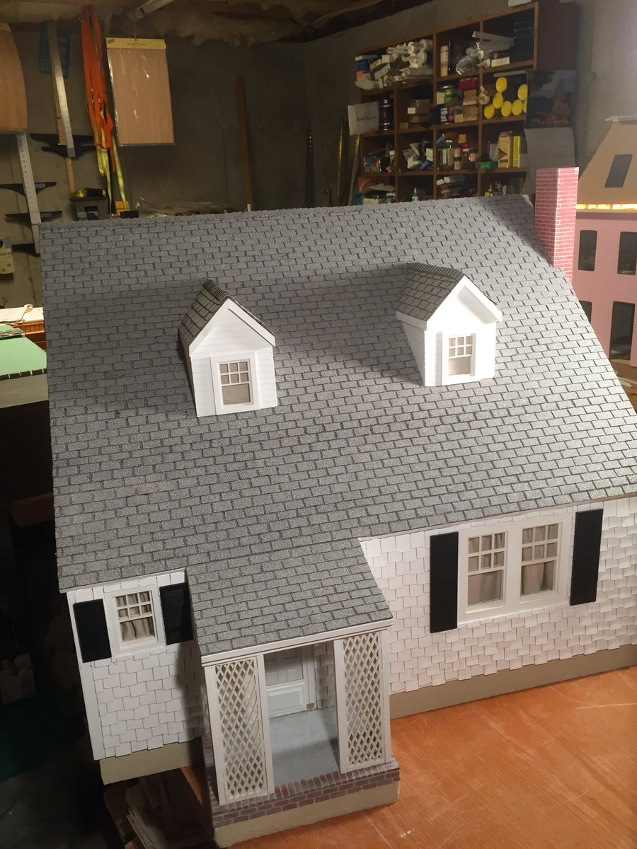 Dollhouse Mansions On Twitter This Is A Replica Of A House In Nj