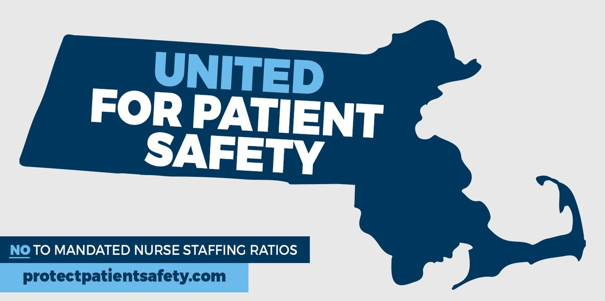 Bidmc On Twitter Bidmc Is United With Nurses Hospitals And Community Leaders Around The State In Saying No To Mandated Nurse Staffing Ratios On The Ballot This Fall Please Join Us And