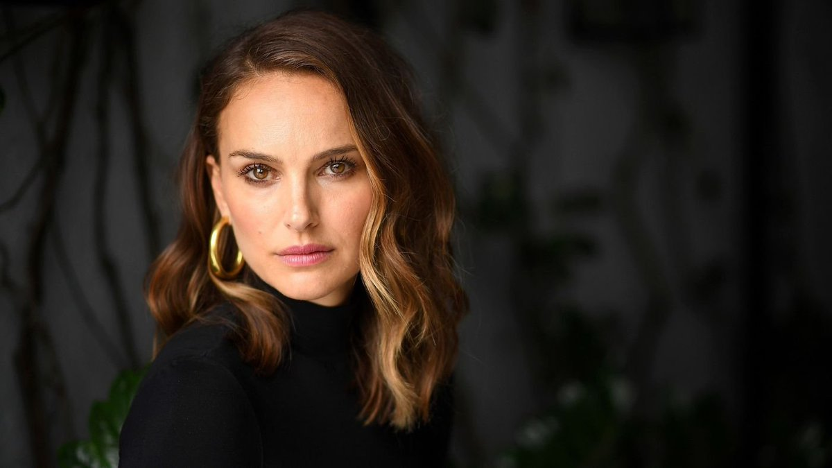 Twitter Natalie Portman nude photos 2019