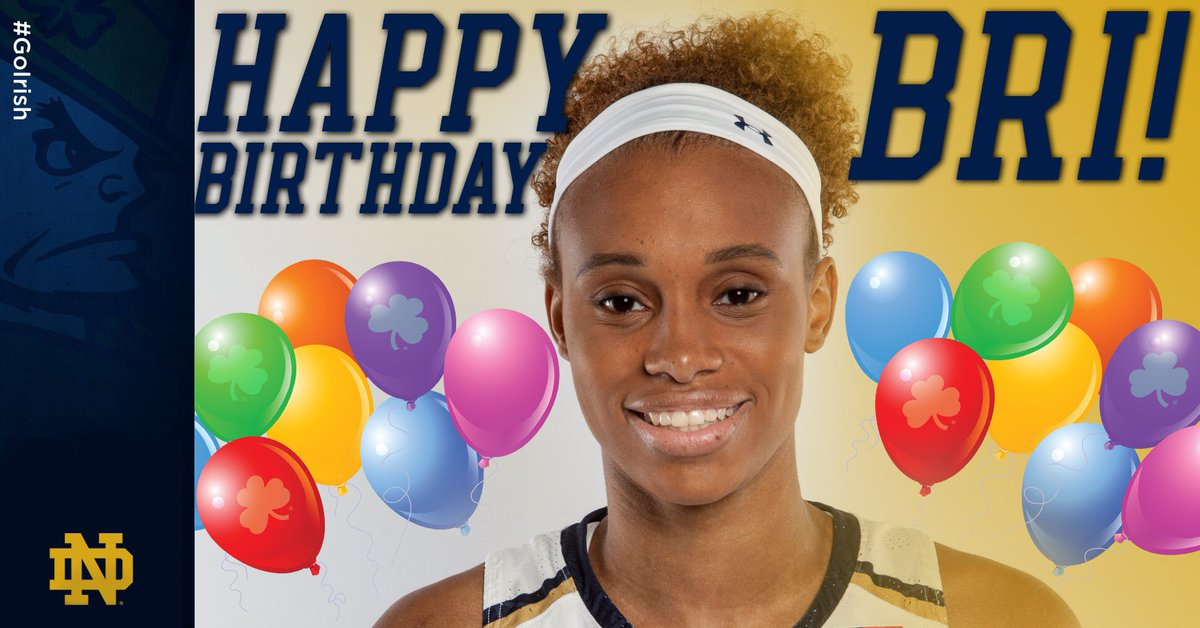 Wishing the happiest of birthdays to the one and only @_Breezy_Briii!!