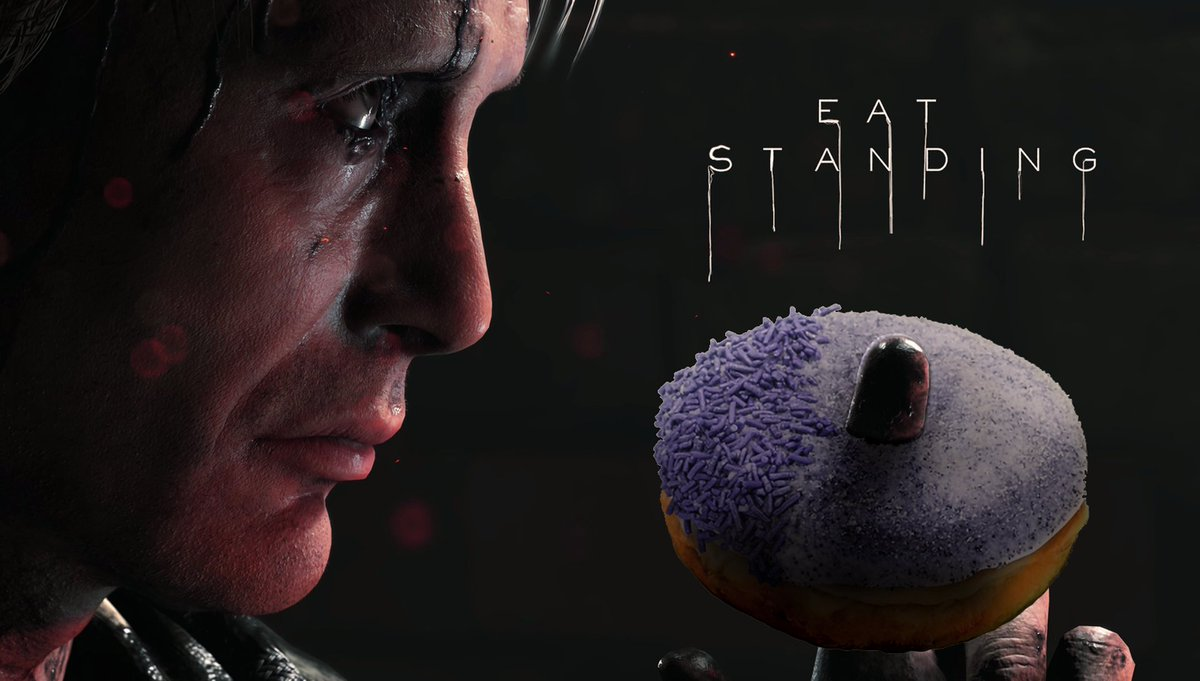 I created my first @reddit and it's for Death Stranding, by non-other than genius, @HIDEO_KOJIMA_EN 小島さんは天才です! 👉👉👉https://www.reddit.com/r/DeathStranding/comments/8w0of4/ive_discovered_the_meaning_of_death_stranding/ … . . . #DEATHSTRANDING #DSStories #TheOfficialMads #NormanReedus #小島秀夫 #Hideo #EatStanding #Donuts #死 #ArtZart #ArthursDrink