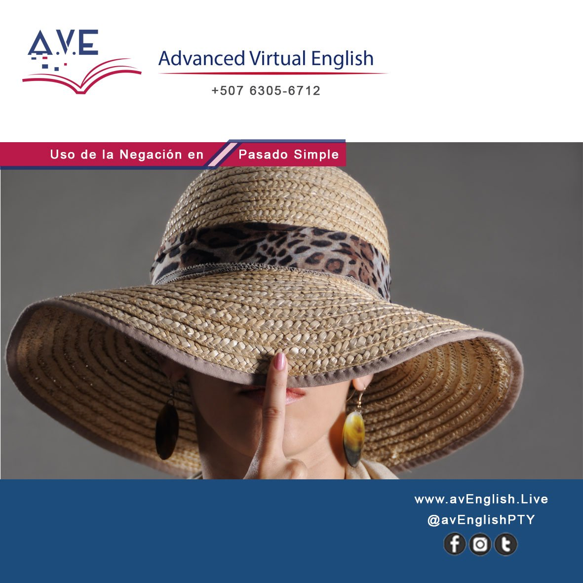 Advanced Virtual English On Twitter Se Debe Seguir La