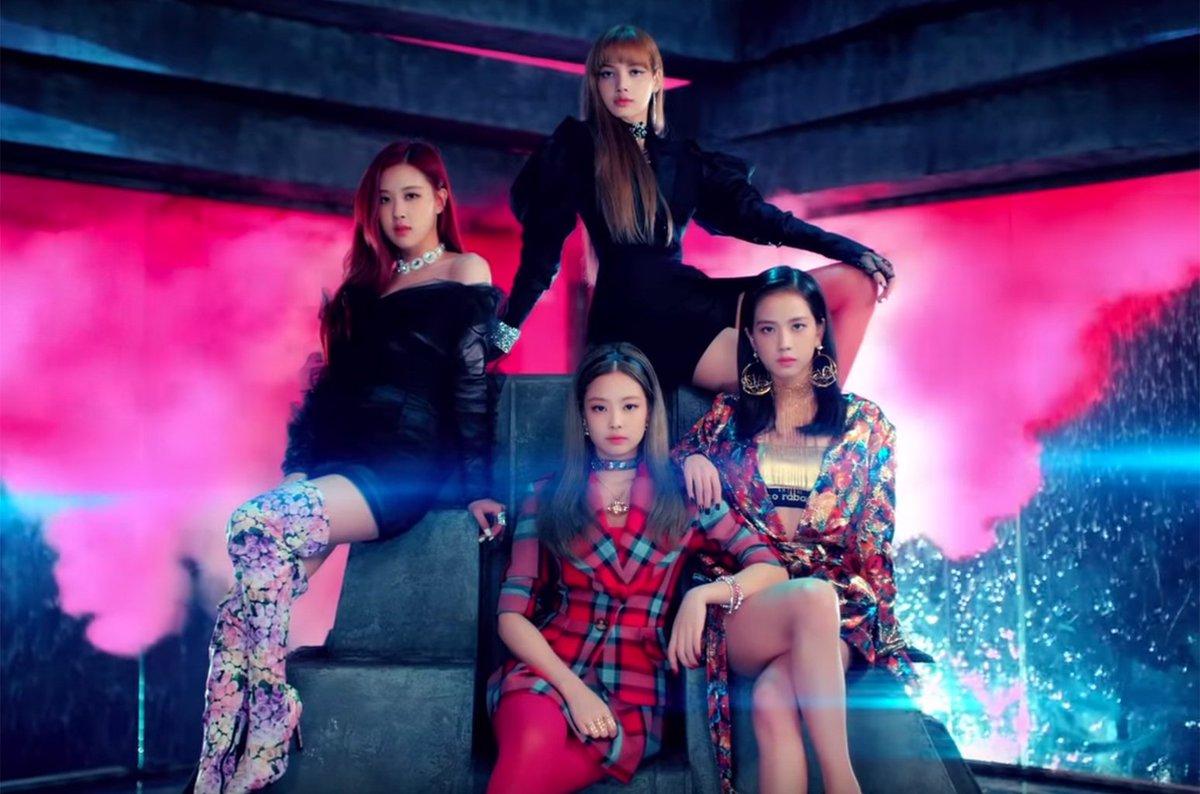 BLACKPINK's 'Ddu-Du Ddu-Du' becomes most-viewed Korean music video in 24 hours on YouTube https://t.co/vAQeEr3PNq
