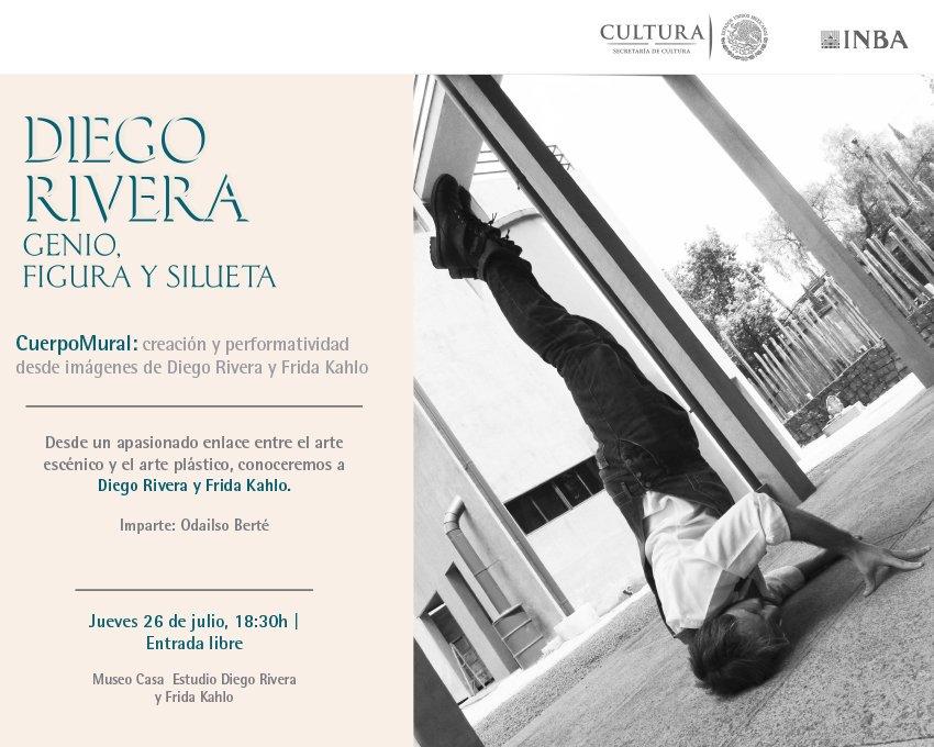 Icom Mexico On Twitter Cuerpo Mural Creacion Performativa Museo