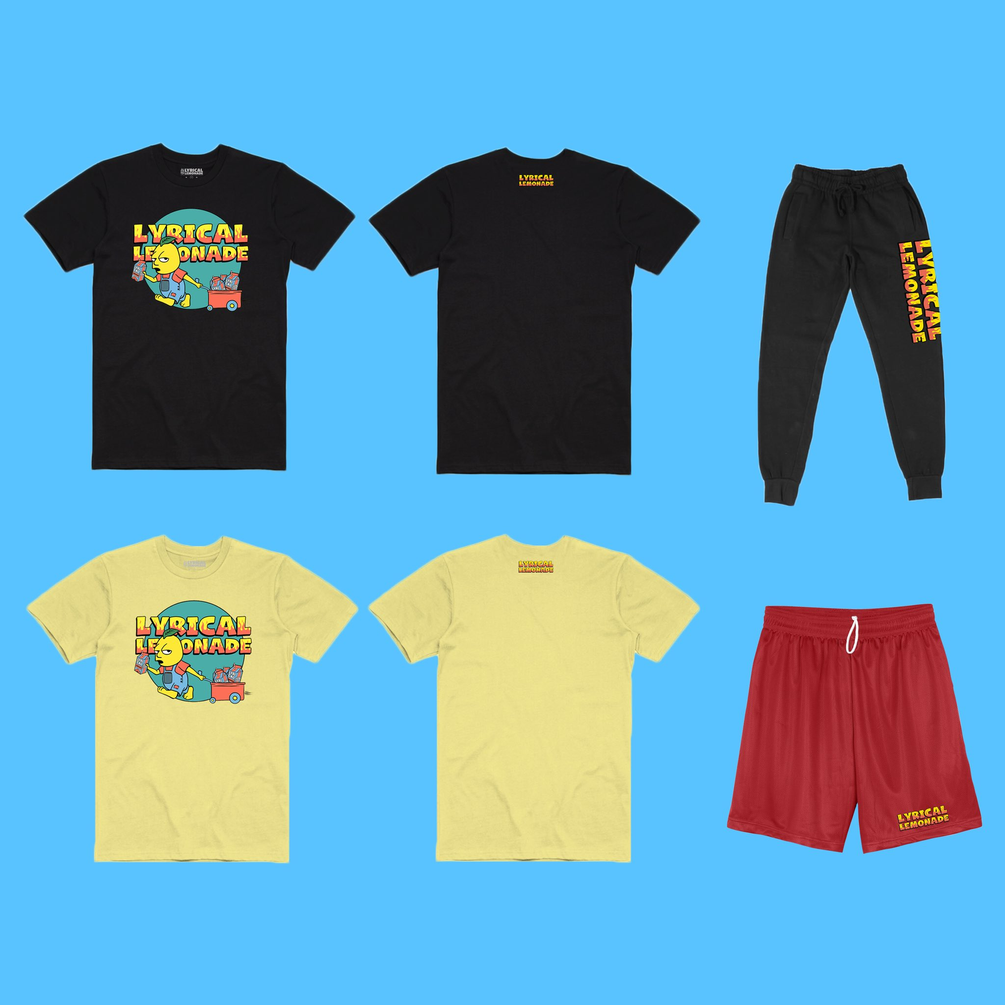 Lyrical Lemonade Announces New Clothing Drop - SOUND IN THE