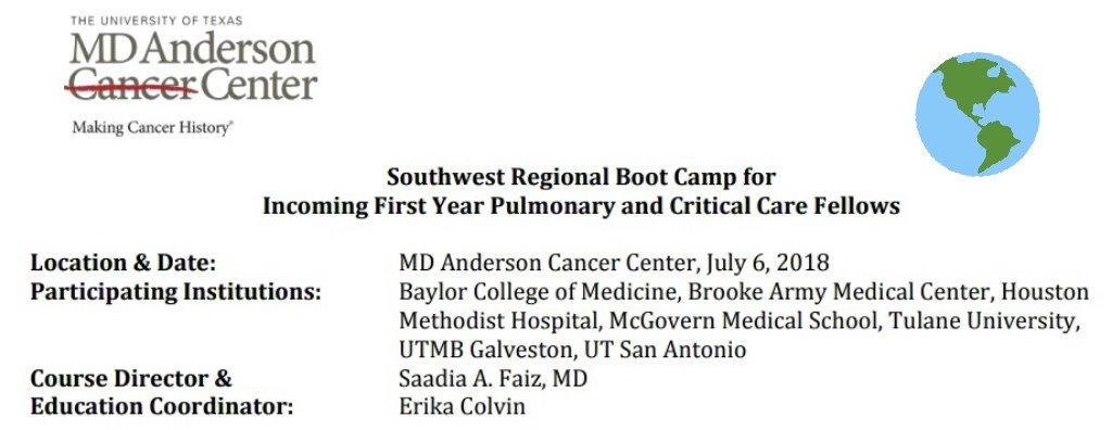 UT Pulmonary Critical Care Sleep on Twitter: