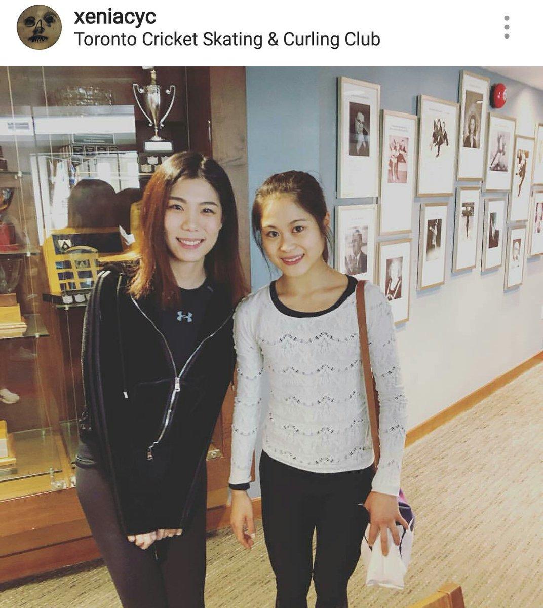 Брайан О́рсер / Brian Orser & Toronto Cricket Skating Curling Club - Страница 7 DhYLvhcU8AESIv7