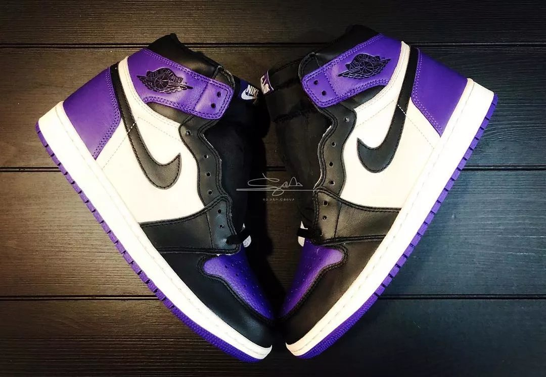 6de76217168 who s looking forward to the court purple air jordan 1