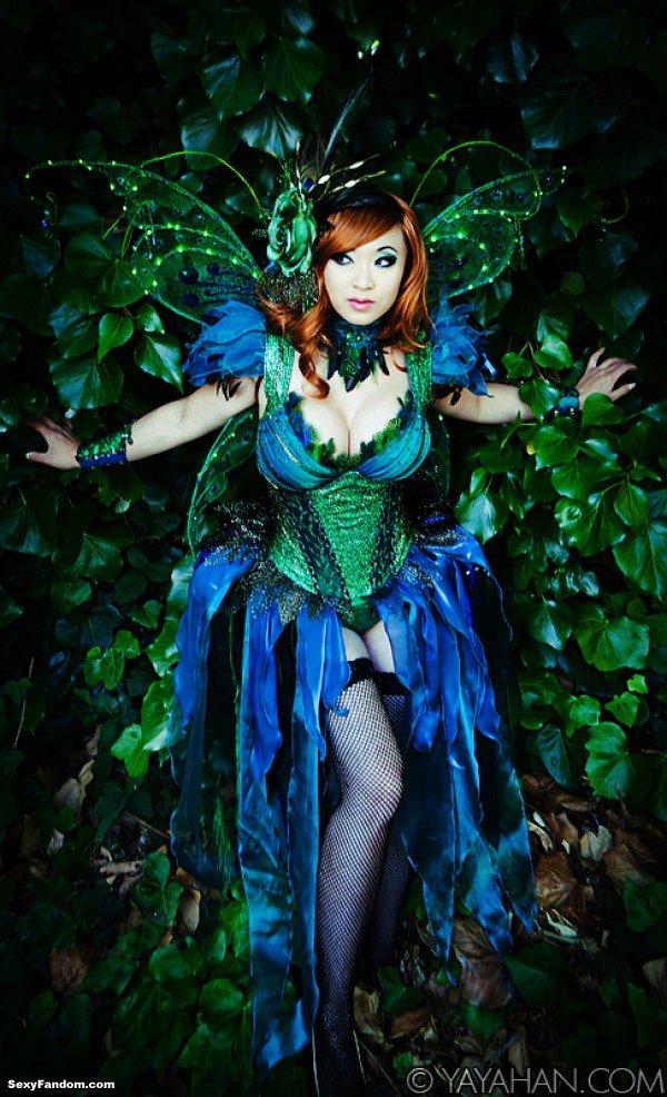 Sexy Fandom: Cocktail Fairy https://t.co/VLZxOdF4X3...