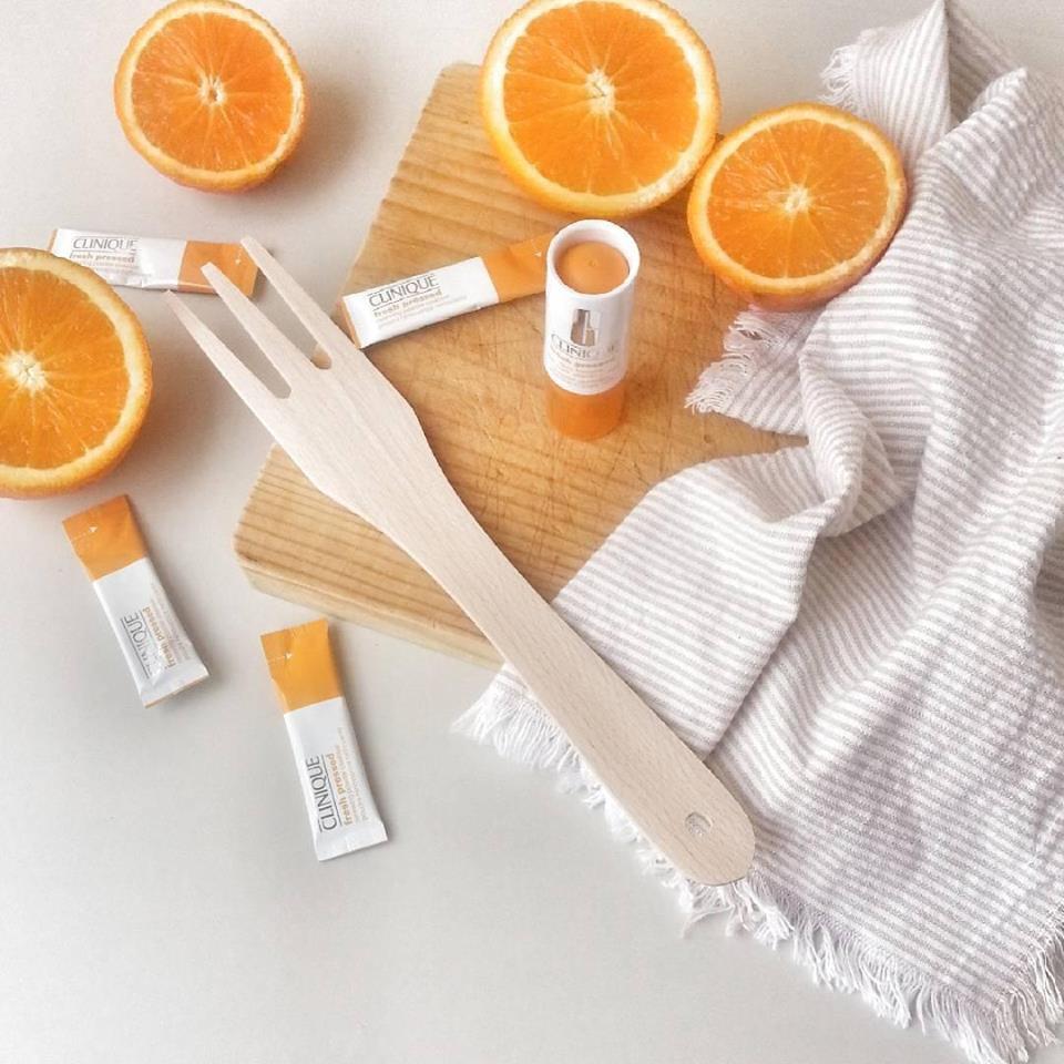 ¿Sabías que #FreshPressed contiene Vitamina C pura?  Entra a The Wink y enamórate de los resultados del  #7DayChallenge  cómo Andrea Vicens. https://t.co/FkVH9xBFDJ https://t.co/wE5GOEQeNv