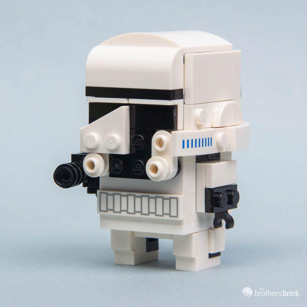 Lego UK 41619 brickheadz Dark Vador Star Wars