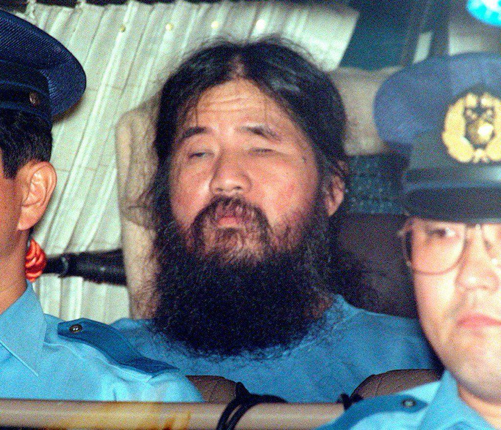 Several ex-members of Japan doomsday cult including leader executed: media https://t.co/FcqBE0yHam https://t.co/CJrXBY57vq