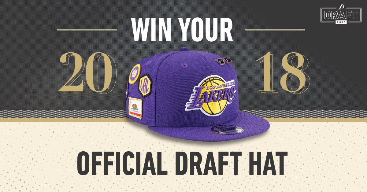c66d5bbdf ... you could win a 2018  NBADraft Hat autographed by our first round  pick!! Enter for your chance  https   on.nba.com 2toMZFG pic.twitter .com IrCE2bYSzV