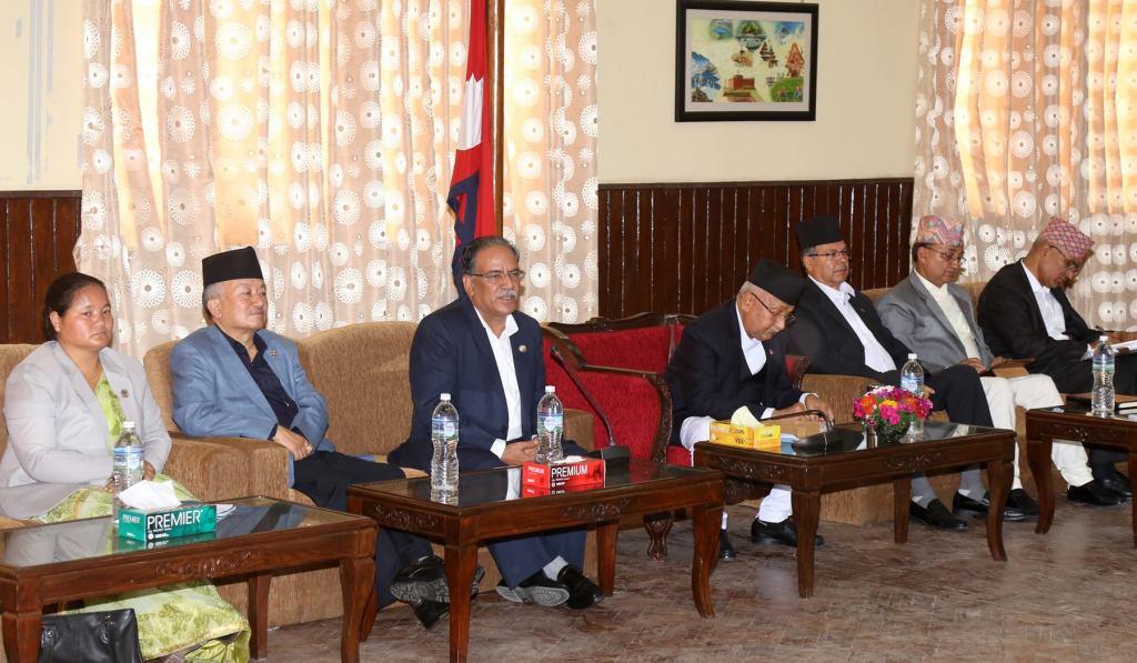 नेकपा स्थायी समिति बैठकमा सरकारको आलोचना