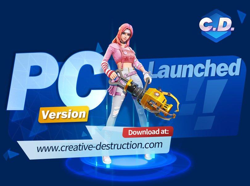 creative destruction pc download
