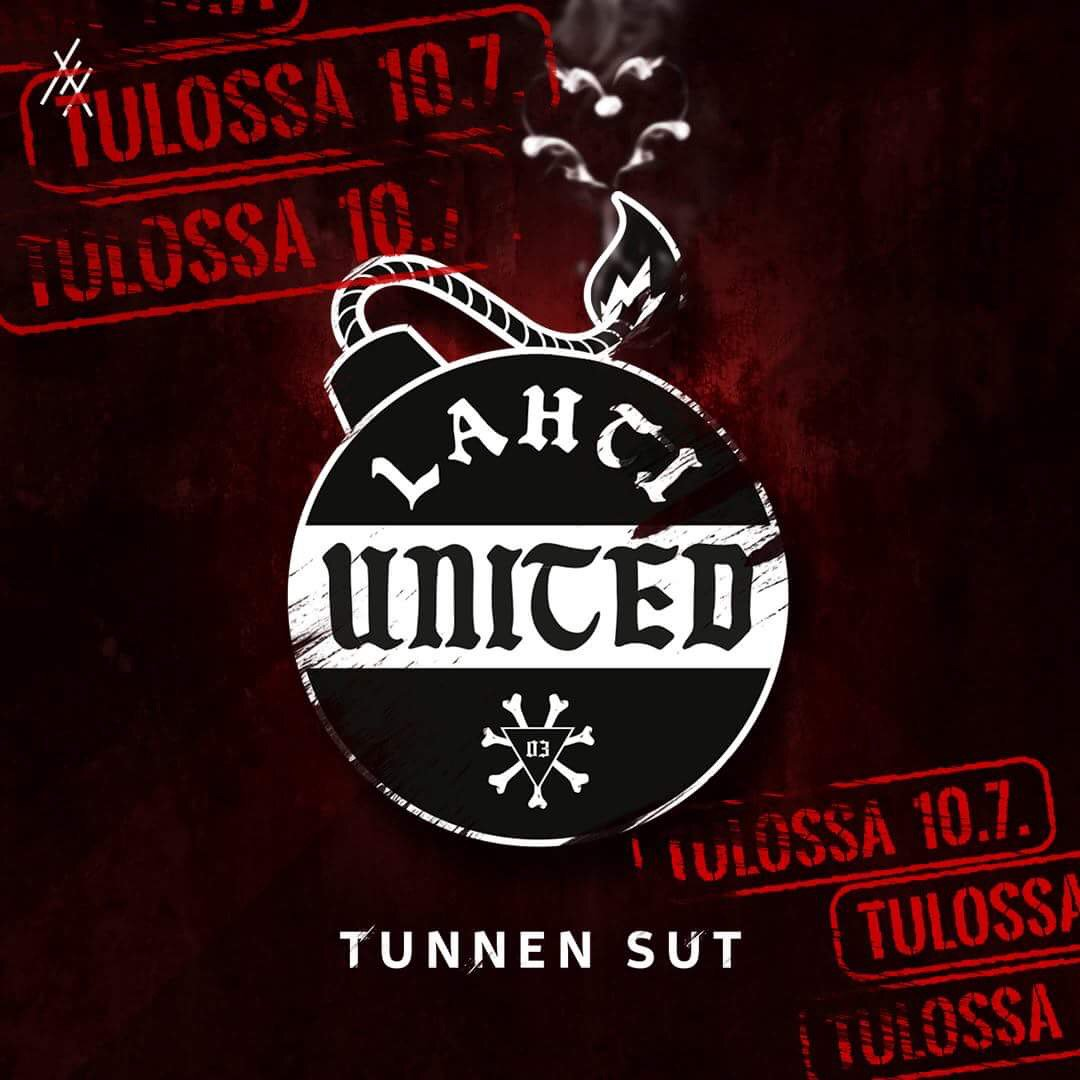 RT @LahtiUnited: #TunnenSut 10.7. 2018.  #LahtiUnited https://t.co/bCBYeT35Ui