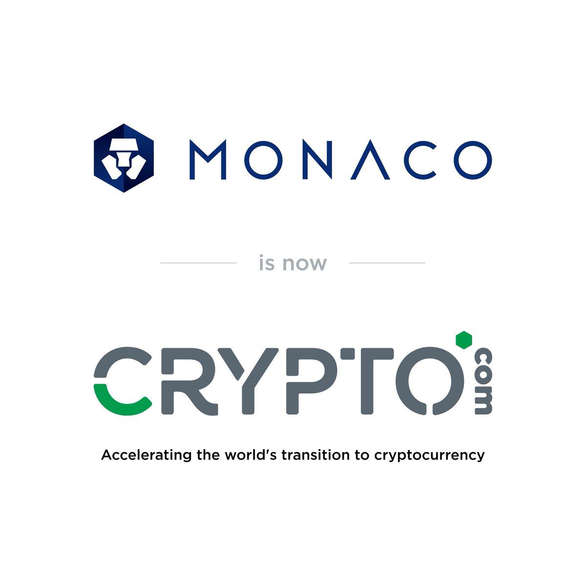 monaco wallet cryptocurrency