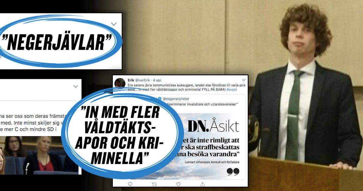 Persson till attack pa kristdemokraterna